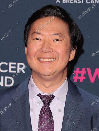 Stock Image of Ken Jeong