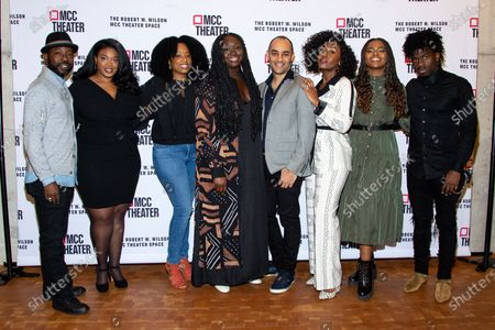 Editorial picture of MCC 'Nollywood Dreams' play, New York, USA - 26 Feb 2020