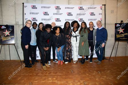 Editorial image of MCC 'Nollywood Dreams' play, New York, USA - 26 Feb 2020