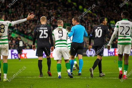 Editorial image of Celtic v FC Copenhagen, Europa League., Round of 32, Leg 2 of 2 - 27 Feb 2020