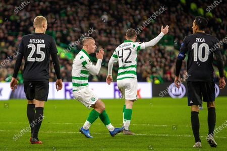 Editorial photo of Celtic v FC Copenhagen, Europa League., Round of 32, Leg 2 of 2 - 27 Feb 2020