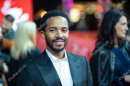 Stock Image of Andre Holland