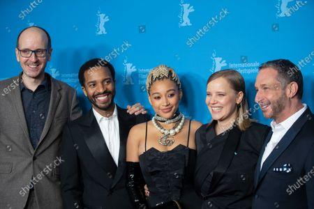 Editorial photo of 'The Eddy' premiere, 70th Berlin International Film Festival, Germany - 27 Feb 2020