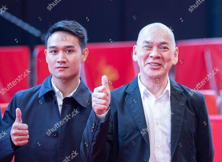 Anong Houngheuangsy and Tsai Ming-liang