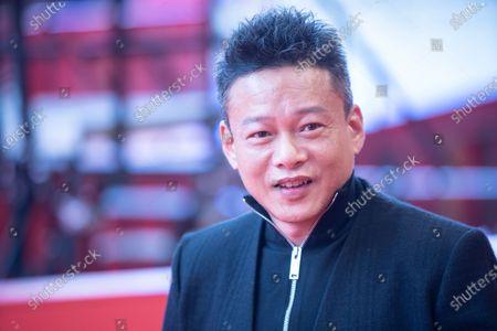 Stock Photo of Lee Kang-sheng