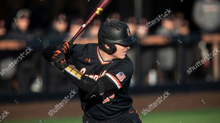 Campbell's Zach Williams (20) bats during an NCAA baseball game, in Buies Creek, N.C