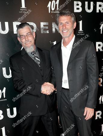Mike Burden and Andrew Heckler