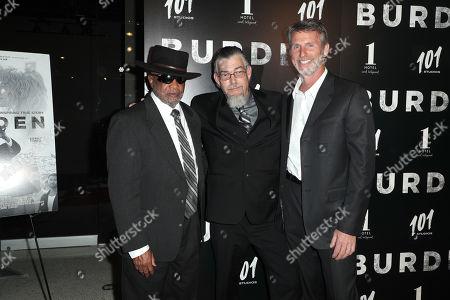 Editorial image of 'Burden' film premiere, Arrivals, Pacific Design Center, Los Angeles, USA - 27 Feb 2020