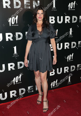 Editorial image of 'Burden' film premiere, Arrivals, Pacific Design Center, Los Angeles, USA - 27 Feb 2020