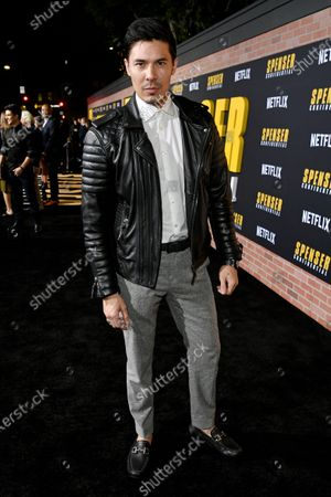 Editorial image of 'Spenser Confidential' film premiere, Arrivals, Regency Village Theatre, Los Angeles, USA - 27 Feb 2020