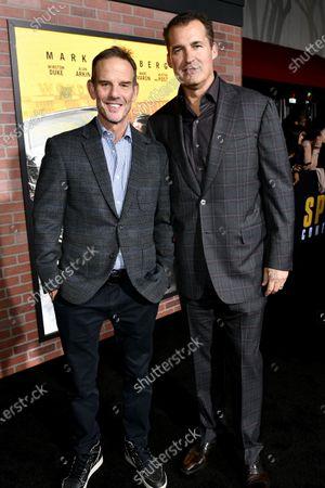 Peter Berg and Scott Stuber
