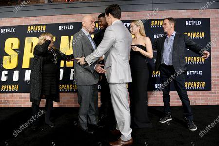Alan Arkin and Mark Wahlberg
