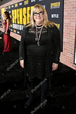 Editorial picture of 'Spenser Confidential' film premiere, Arrivals, Regency Village Theatre, Los Angeles, USA - 27 Feb 2020