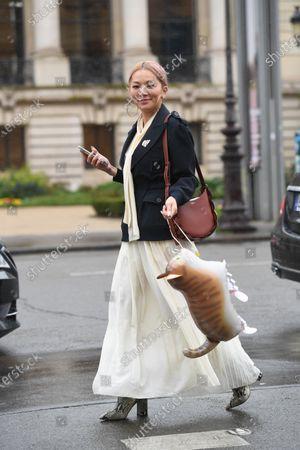 Stock Photo of Tina Leung