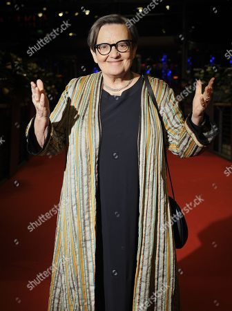 Stock Photo of Agnieszka Holland
