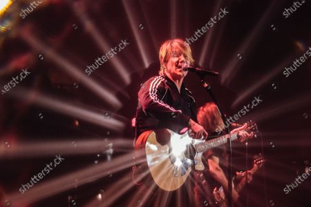 Editorial picture of Goo Goo Dolls in concert at the Roundhouse, London, UK - 27 Feb 2020