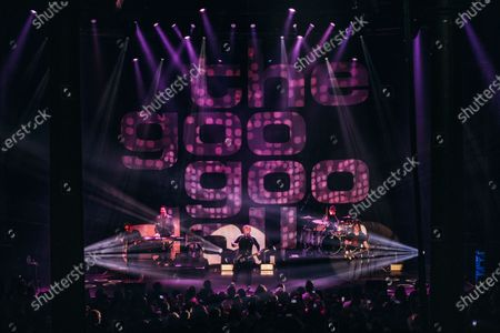 Editorial photo of Goo Goo Dolls in concert at the Roundhouse, London, UK - 27 Feb 2020