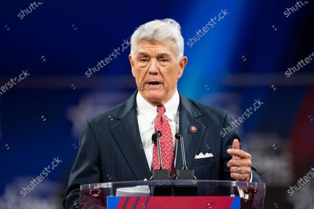 U.S. Representative Roger Williams (R-TX) speech during the Conservative Political Action Conference (CPAC)