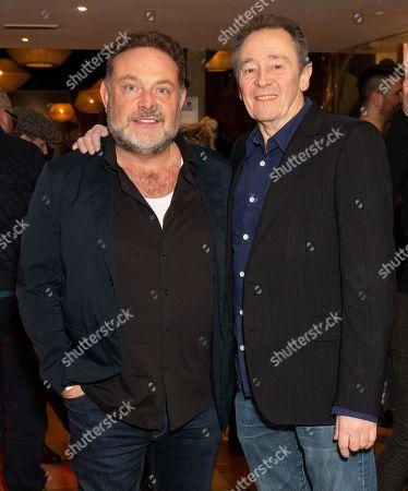 John Thomson and Paul Whitehouse