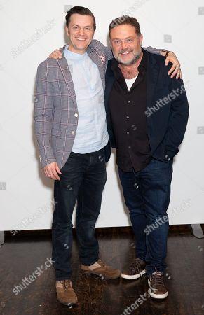 Tom Bennett and John Thomson