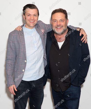 Stock Picture of Tom Bennett and John Thomson