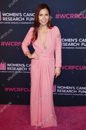 Monique Lhuillier attends the Women's Cancer Research Fund gala at the Beverly Wilshire Hotel in Beverly Hills, California, USA, 27 February 2020.