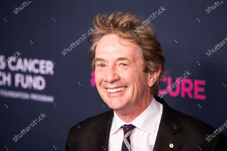 Martin Short attends the Women's Cancer Research Fund gala at the Beverly Wilshire Hotel in Beverly Hills, California, USA, 27 February 2020.