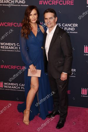 Editorial image of Women's Cancer Research Fund's An Unforgettable Evening Gala in California, Beverly Hills, USA - 27 Feb 2020