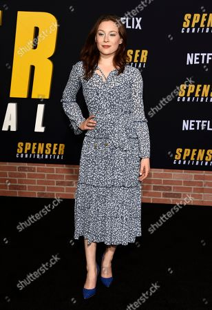 """Editorial photo of World Premiere of """"Spenser Confidential"""", Los Angeles, USA - 27 Feb 2020"""
