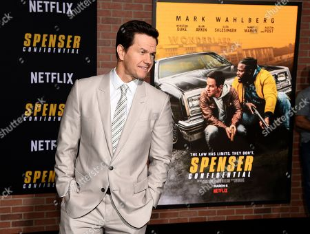 Spenser Confidential Film Premiere Arrivals Los Angeles Stock Fotografie Exkluzivni Shutterstock