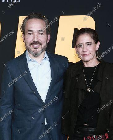 Steve Jablonsky, Katia Lewin Jablonsky