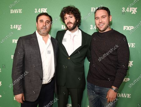 Editorial photo of 'Dave' TV Show premiere, Arrivals, Los Angeles, USA - 27 Feb 2020