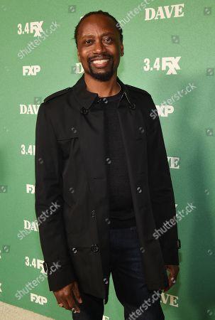 Saladin K. Patterson