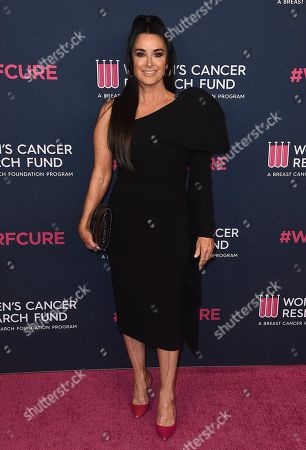 Kyle Richards attends the 2020 An Unforgettable Evening at Beverly Wilshire on in Beverly Hills, Calif