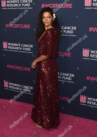 Camila Alves McConaughey attends the 2020 An Unforgettable Evening at Beverly Wilshire on in Beverly Hills, Calif