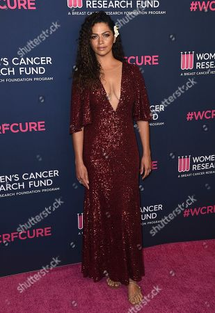 Stock Picture of Camila Alves McConaughey attends the 2020 An Unforgettable Evening at Beverly Wilshire on in Beverly Hills, Calif