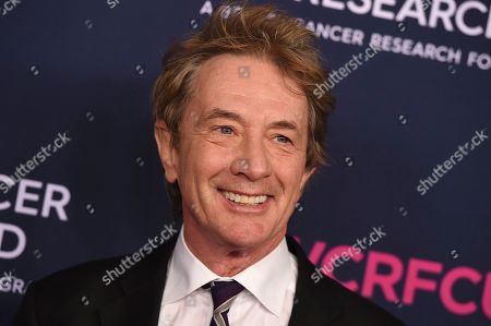 Martin Short attends the 2020 An Unforgettable Evening at Beverly Wilshire on in Beverly Hills, Calif