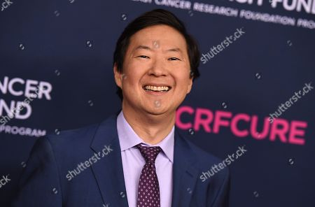 Ken Jeong attends the 2020 An Unforgettable Evening at Beverly Wilshire on in Beverly Hills, Calif