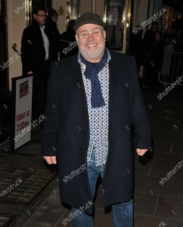 Editorial picture of 'Only Fools and Horses' musical, 1st anniversary, London, UK - 27 Feb 2020
