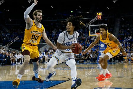 Editorial image of Arizona St UCLA Basketball, Los Angeles, USA - 27 Feb 2020