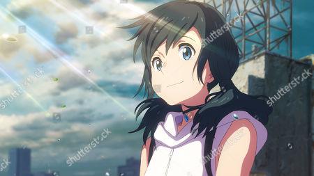 Stock Image of Amano Hina (Nana Mori)