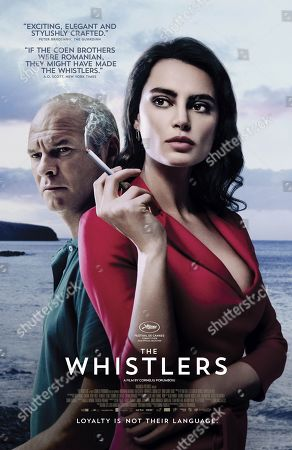 Editorial photo of 'The Whistlers' Film - 2019