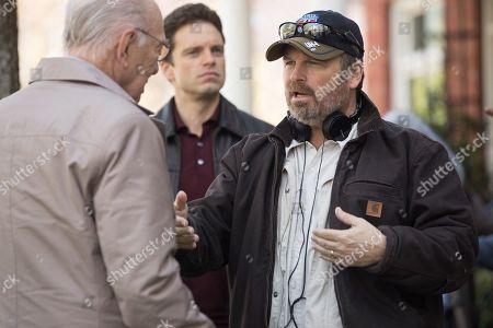 Christopher Plummer as Frank Pitsenbarger, Sebastian Stan as Scott Huffman and Todd Robinson Writer/Director