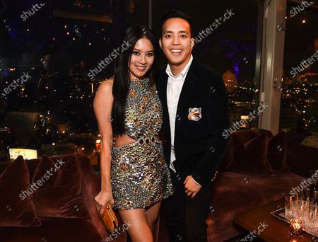 Christine Ko, Alan Yang