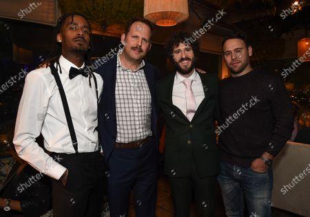 Gta, Nick Grad, Lil Dicky, Scooter Braun