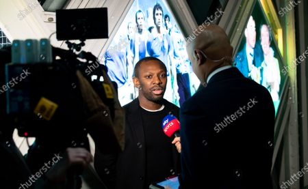 Shaun Wright-Phillips Carabao Cup Preview event to  celebrate the 60th anniversary of the competition & begin the build-up to the Final on Sunday 1st March between Aston Villa & Manchester City.