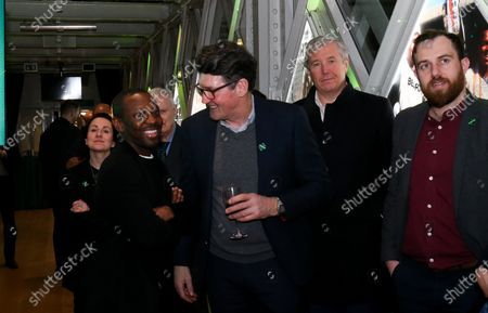 Shaun Wright-Phillips & Mick Harford Carabao Cup Preview event to  celebrate the 60th anniversary of the competition & begin the build-up to the Final on Sunday 1st March between Aston Villa & Manchester City.