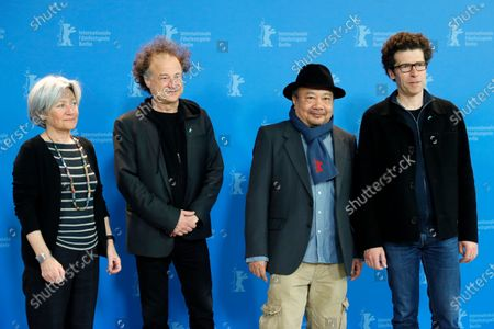 Editorial picture of Irradies - Photocall - 70th Berlin Film Festival, Germany - 28 Feb 2020