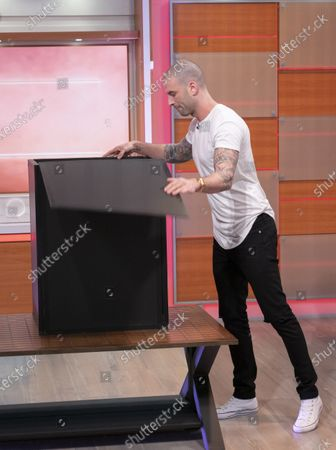 Stock Image of Darcy Oake