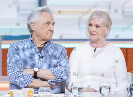 Editorial photo of 'Good Morning Britain' TV show, London, UK - 28 Feb 2020